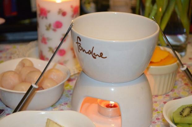 Czekoladowe fondue!