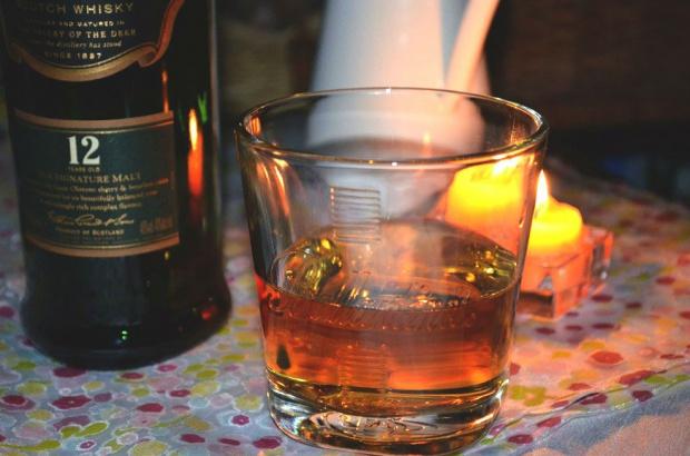Nowy cykl ?Męskim okiem?: Poznajmy whisky. Glenfiddich 12 Yo!