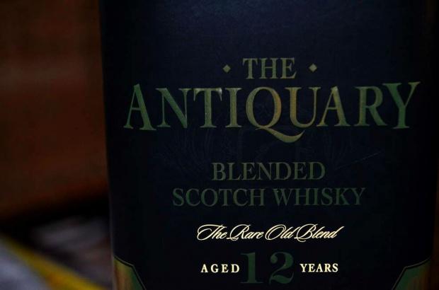 Poznajmy whisky ? Antiquary 12 Yo!