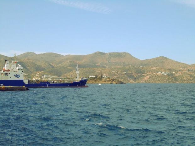Agios Nikolaos!