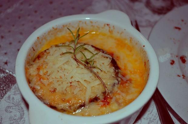 Polędwiczki wieprzowe z przyprawami z zapiekanką bakłażanową po neapolitańsku!