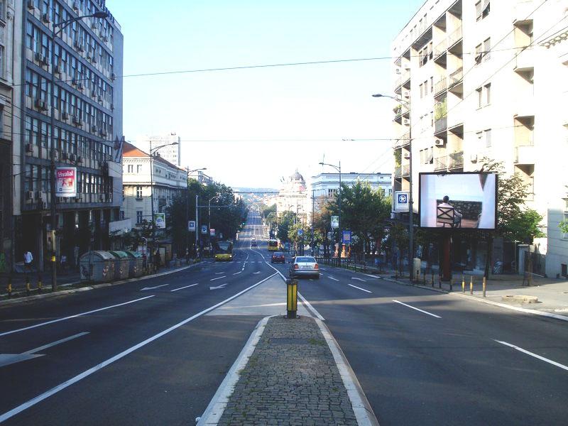 Belgrad!