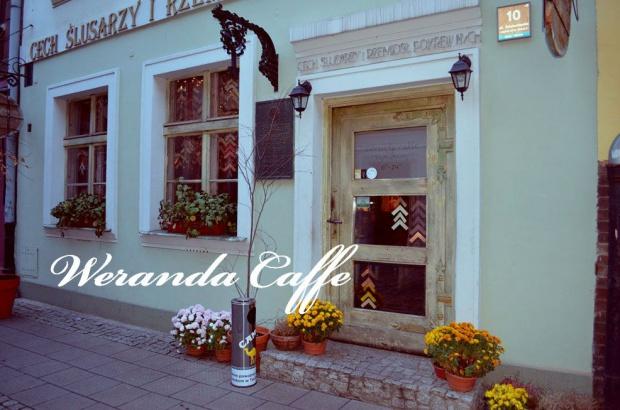Poznań. Weranda Caffe!