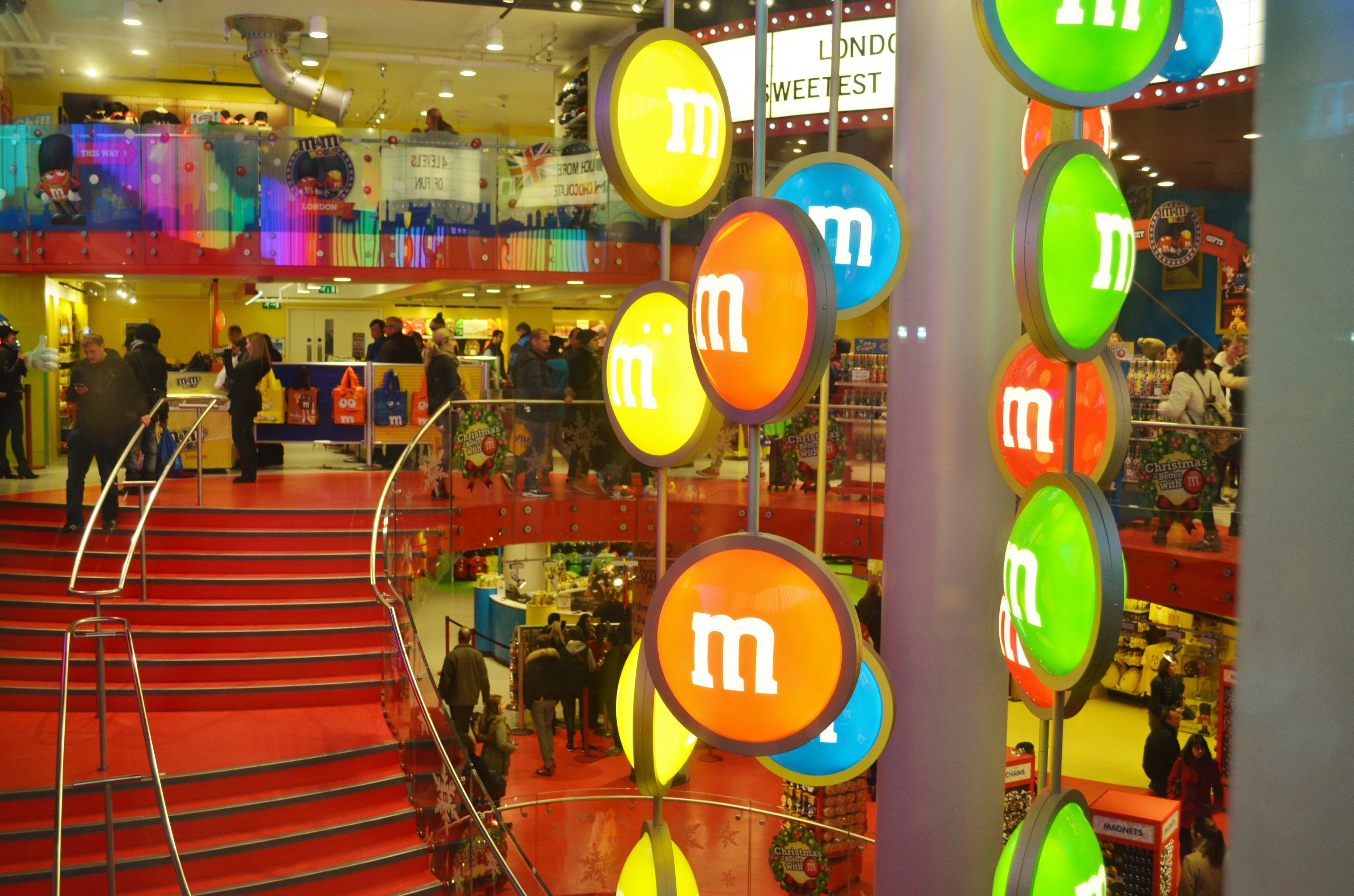 M&M?s World!