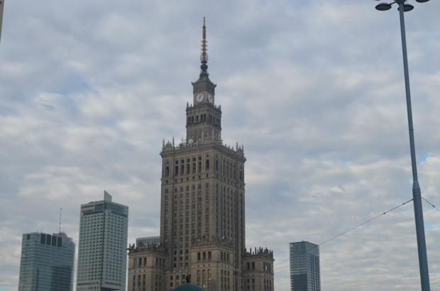 Warszawa, a w niej Flaming&Co!