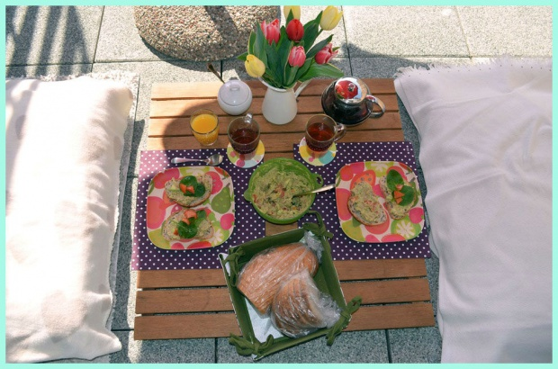 Zdrowe śniadanie: wiosenna pasta z awokado i tuńczykiem!