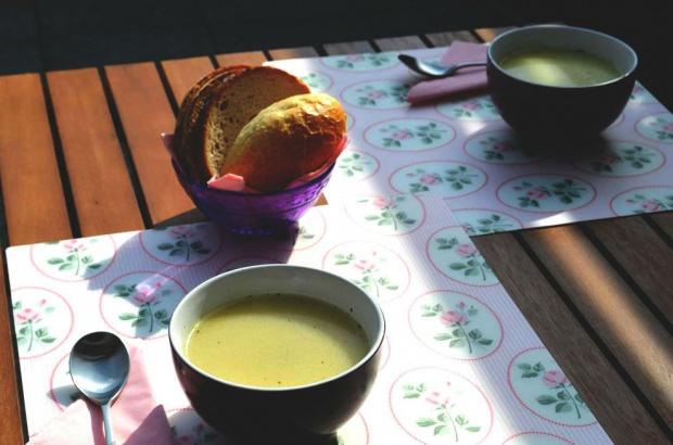 Wiosenna zupa koperkowa!