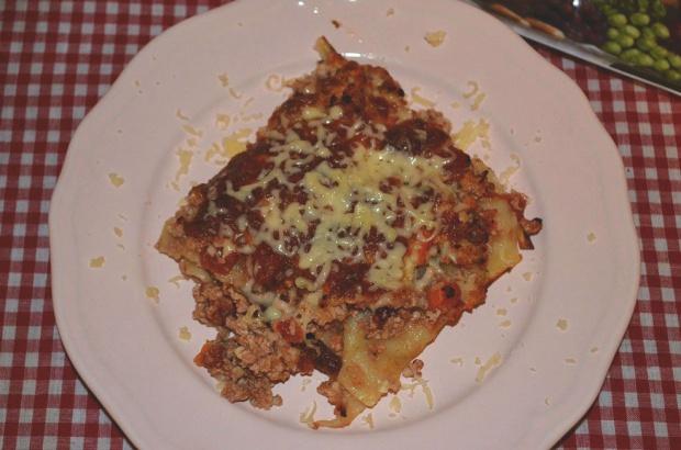 Lasagne Bolognese!