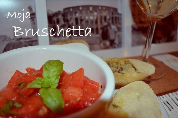 Moja Bruschetta!
