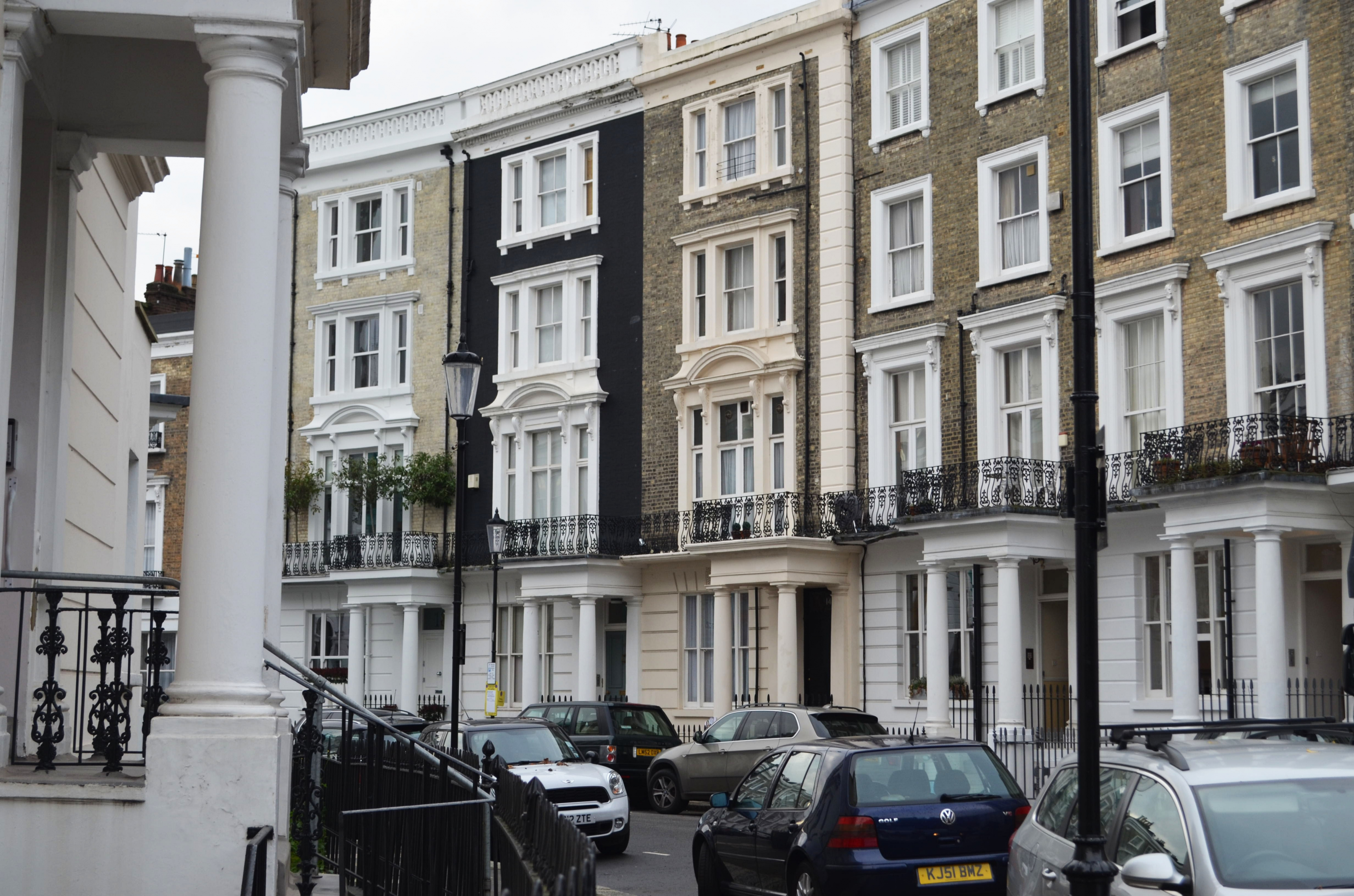 Notting Hill!