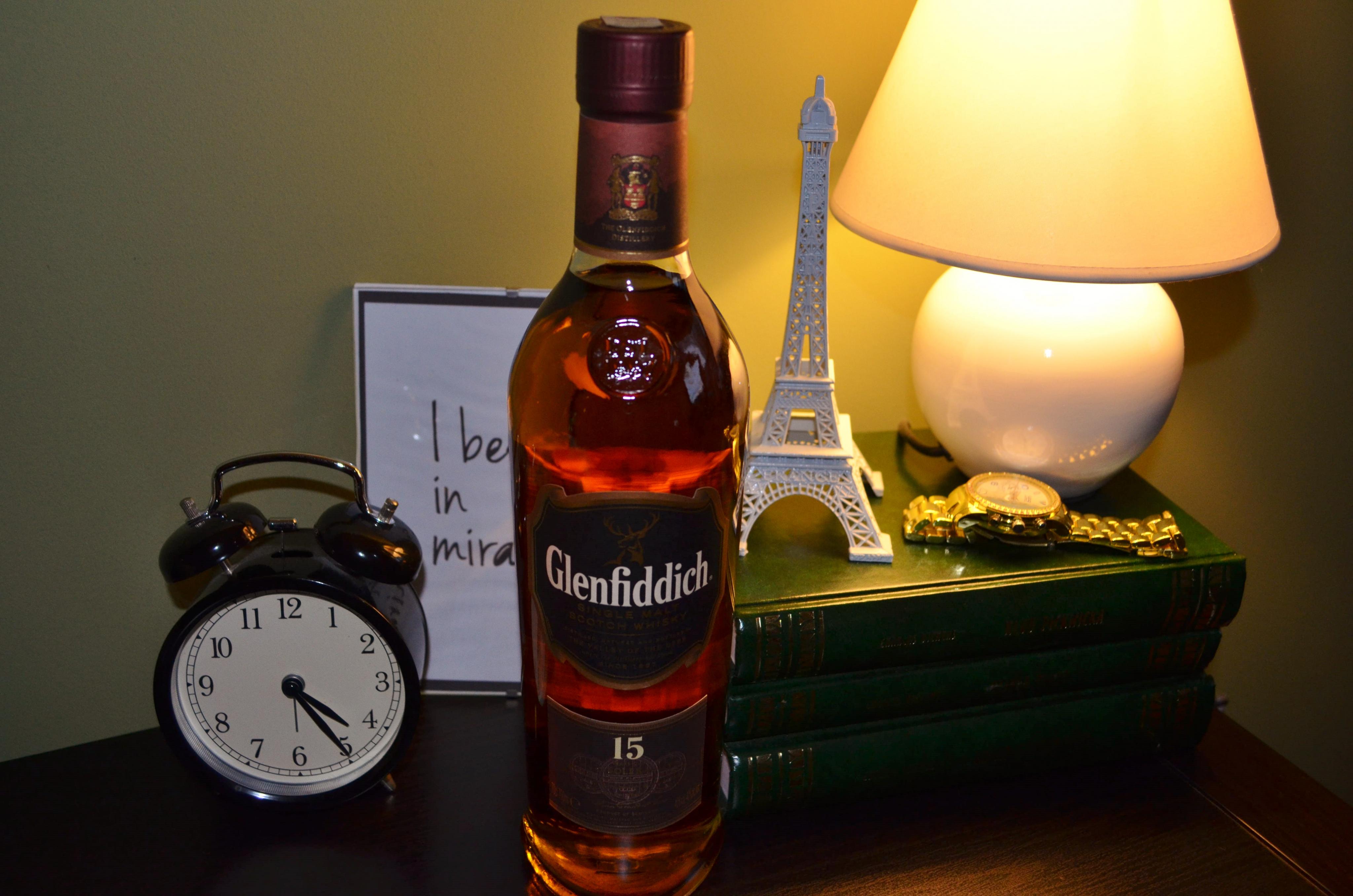 Poznajmy whisky ? Glenfiddich 15 Yo!