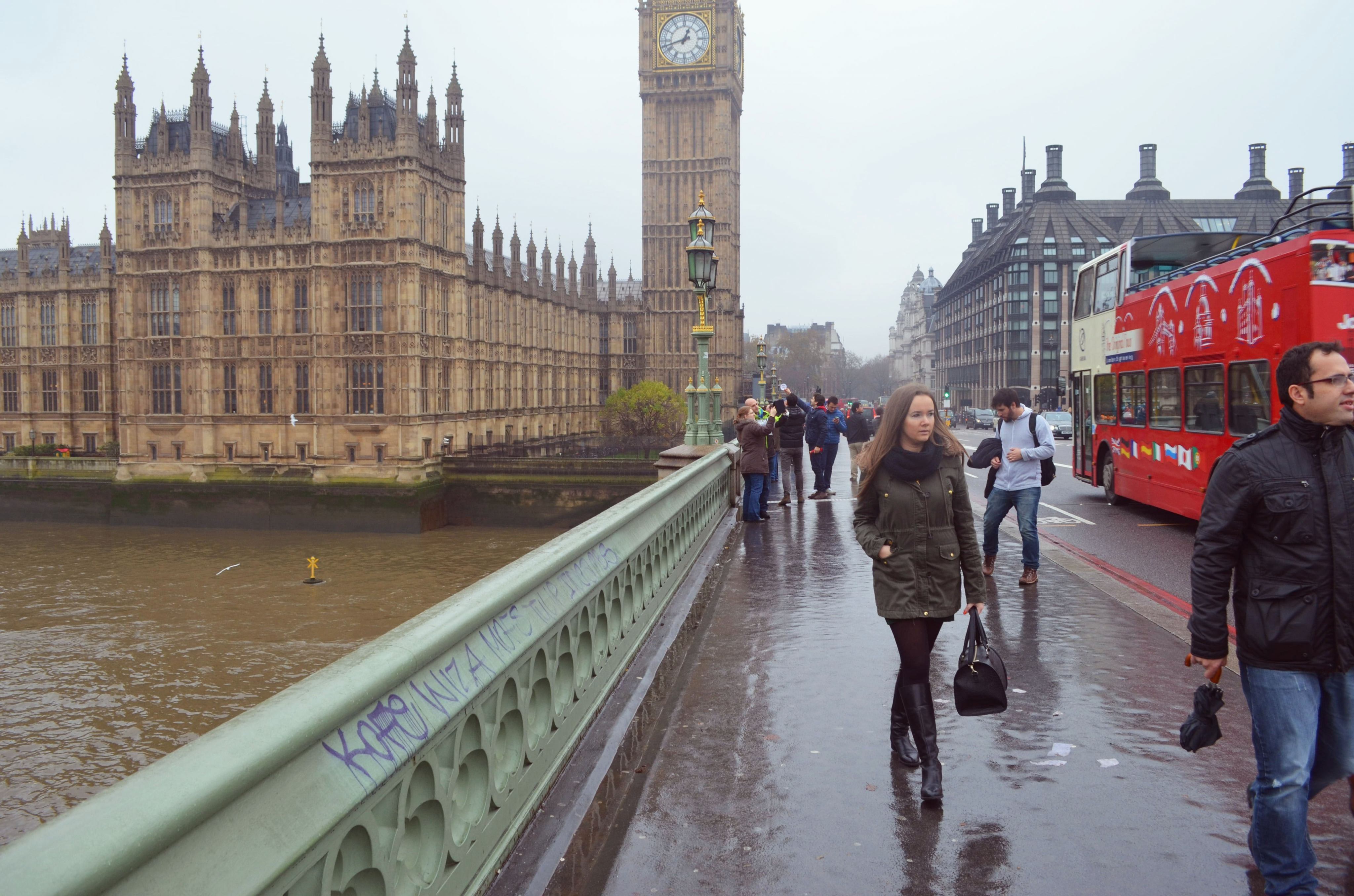 Pocztówka z Londynu!