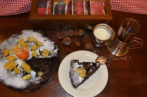 Dietetyczne ciasto czekoladowe!
