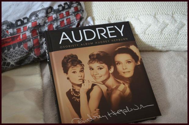 Audrey. Hepburn. Po prostu Audrey!