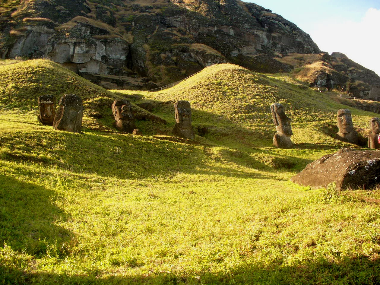 Iaorana! Witaj na Wyspie Wielkanocnej!