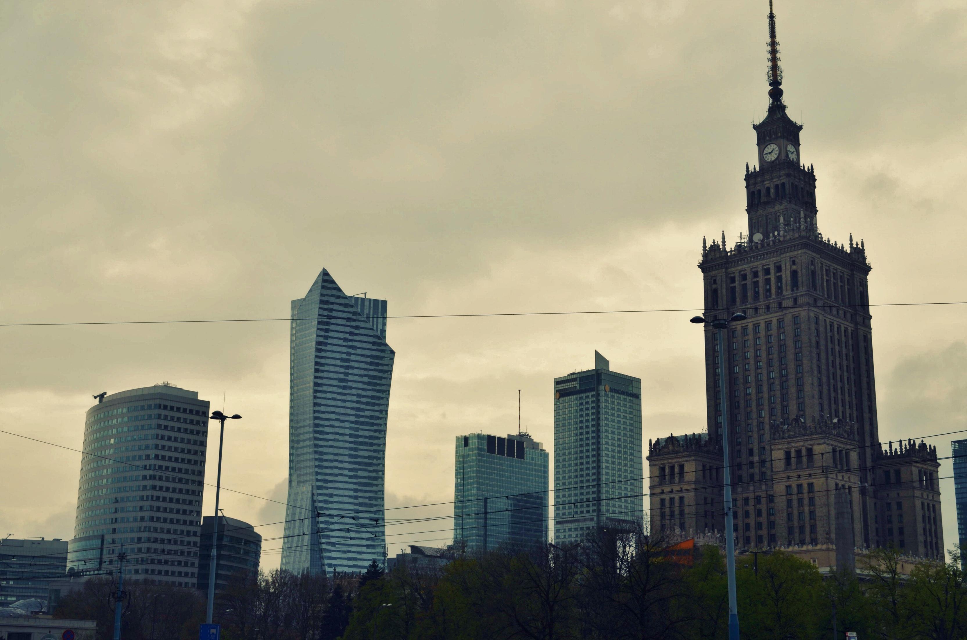Elegant in Warsaw!