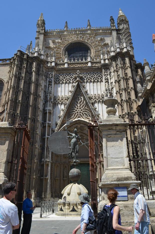 Katedra de Santa Maria w Sewilli!