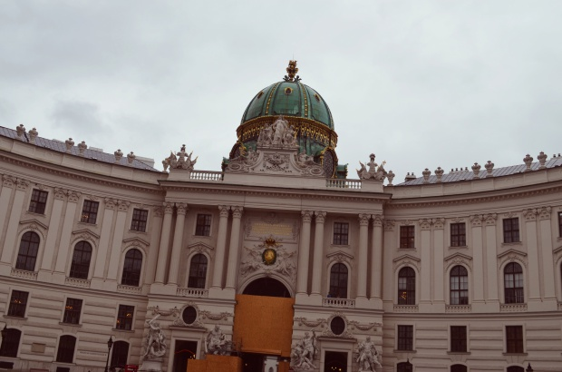 One day in Vienna!