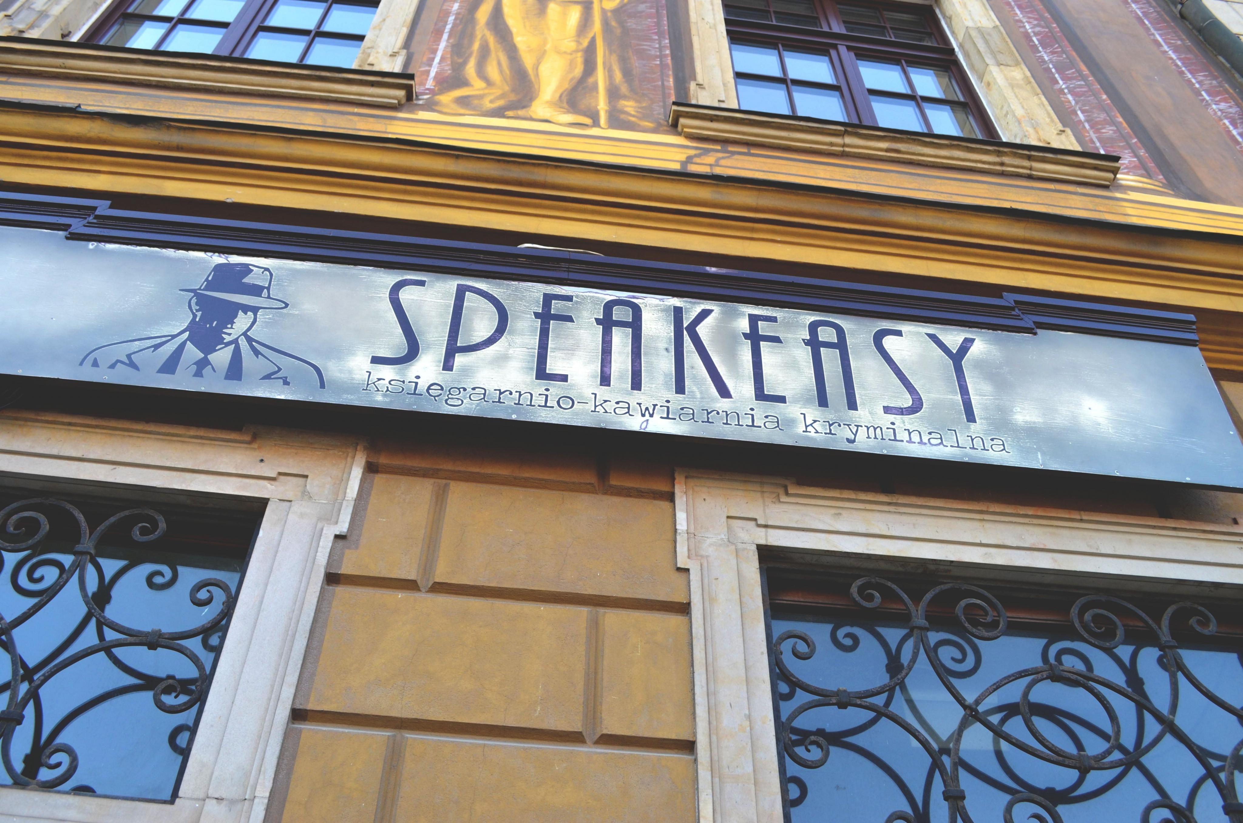 SPEAKEASY!