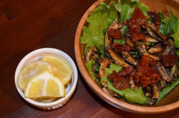 Bom apetite! ? grillowane sardynki, czyli smaki Portugalii!