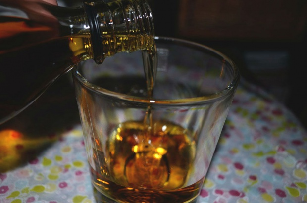 Poznajmy whisky ? Johnnie Walker Black Label 12 Yo!