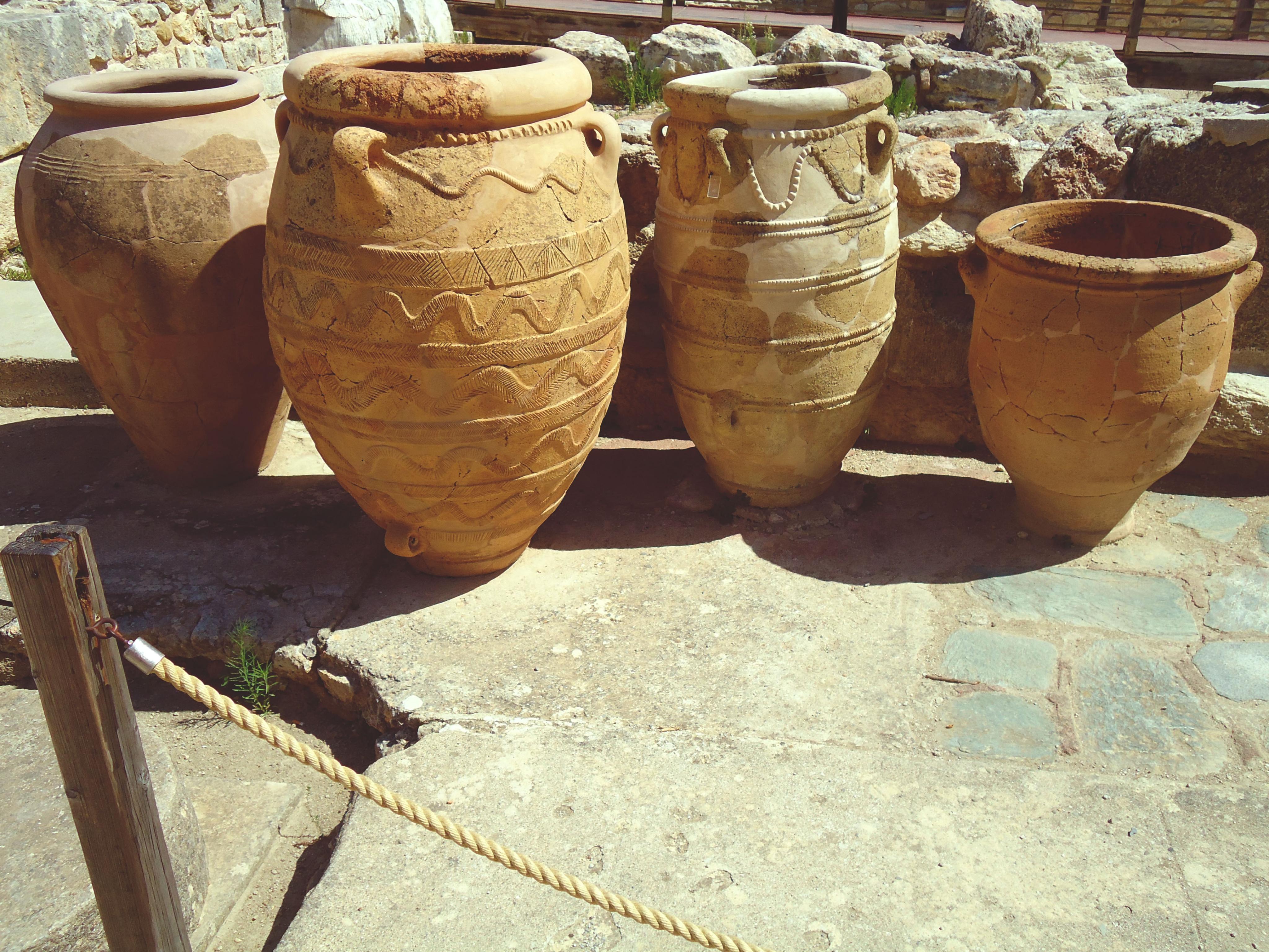 Knossos, Minos i Minotaur!