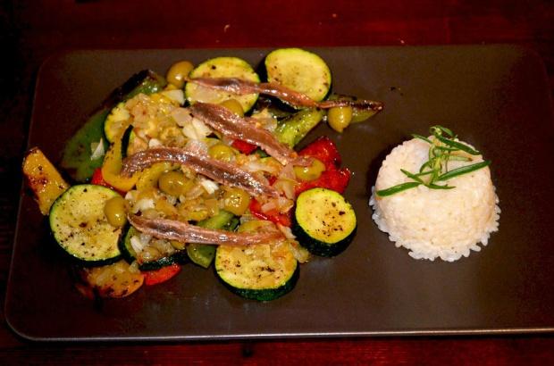 Warzywa grillowane po nicejsku!