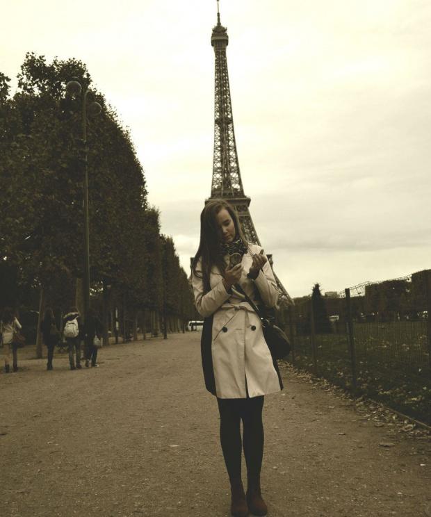 Paryżu drogi ? oszczędź me nogi!