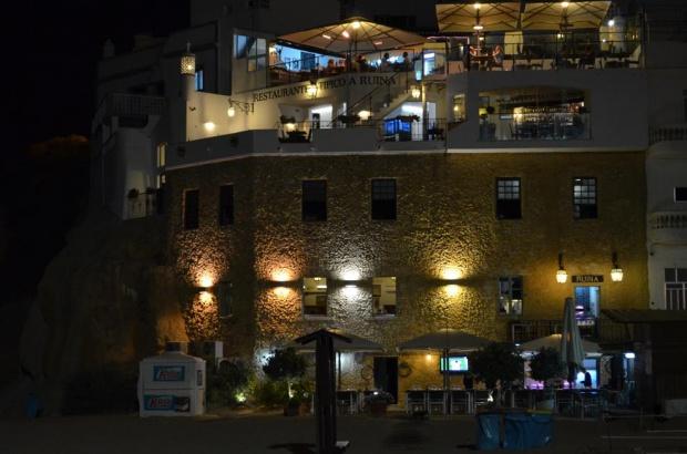 Restaurante a Ruina!