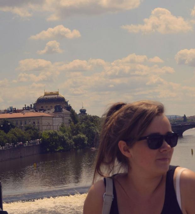 Praga wczoraj i dziś!
