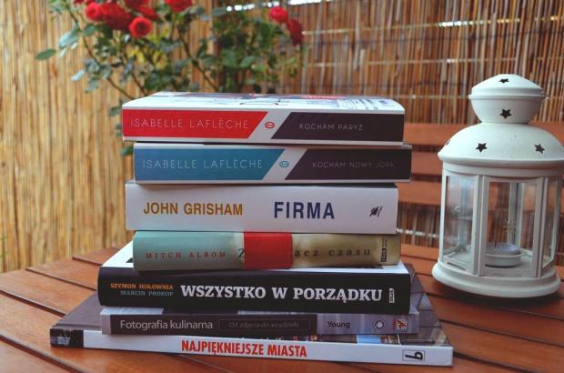 Bookathon, czyli książkowy maraton!
