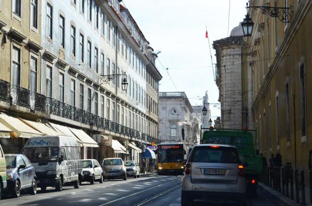 Dzień dobry w Lizbonie!
