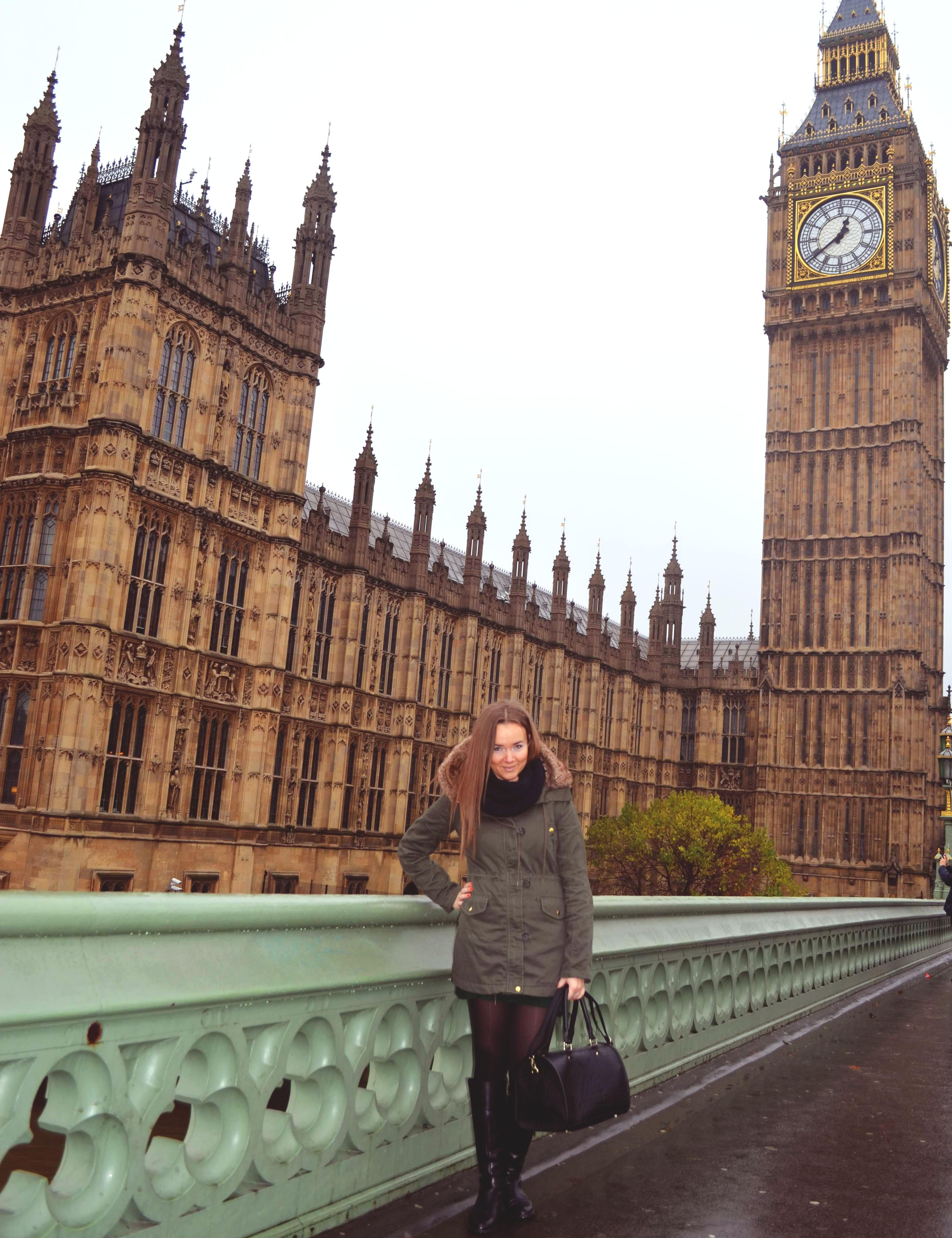 Jak zorganizować kilkudniowy wypad do Londynu?