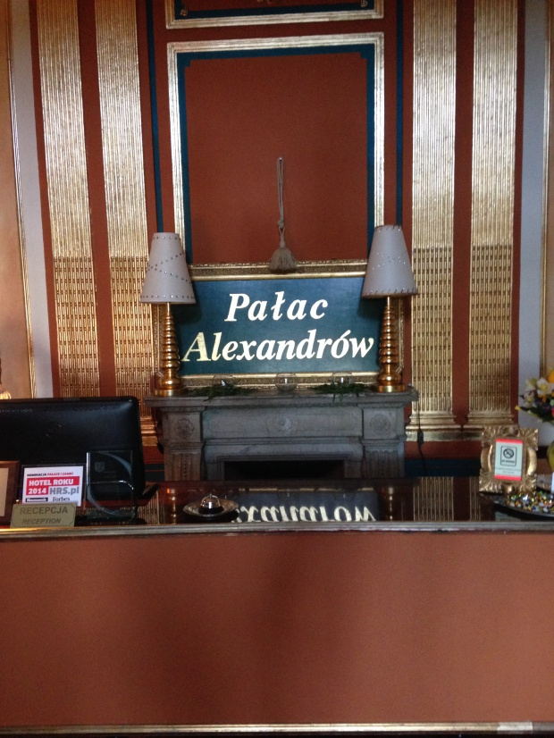 Pałac Alexandrów!