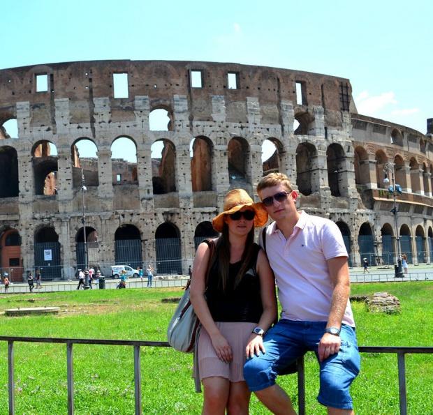 Rzymskie wakacje ? prolog