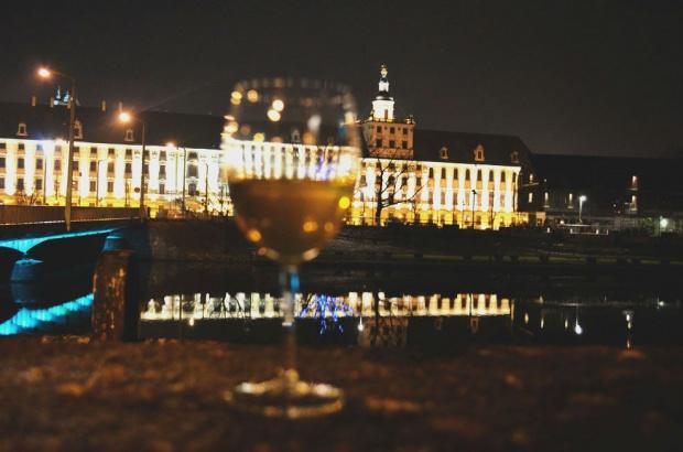 O północy we Wrocławiu!