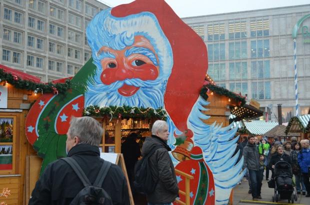 Berlin ? Jarmark Bożonarodzeniowy!