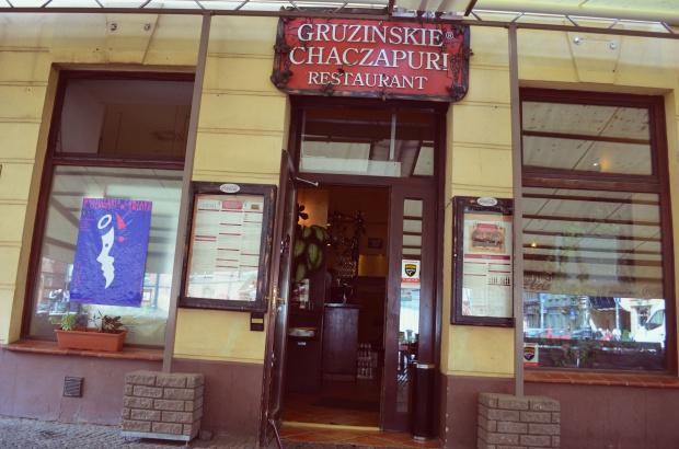 Słoneczne Gruzińskie Chaczapuri!