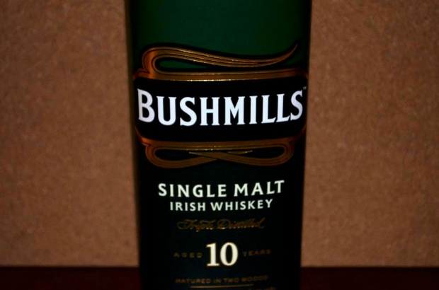 Poznajmy whiskey ? Bushmills 10 Yo!